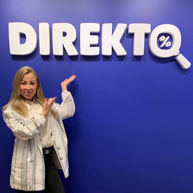 Digital marknadsföring Digitalbyrå Stockholm Direkto